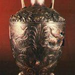 Серебряная амфора из кургана Чертомлык