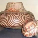 Рисованная керамика трипольской культуры