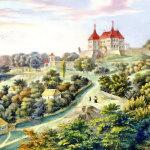 Подгорецкий замок и другие памятники культуры Украины первой половины XVII  ст.